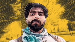 صفا السرای، هنرمند، وبلاگنویس و مبارز ۲۶ ساله عراقی که در ۲۸ اکتبر در بغداد کشته شد، به سمبل جوانان وطن خود مبدل شده است که علیه حکومت فاسدشان بپا خاستهاند.