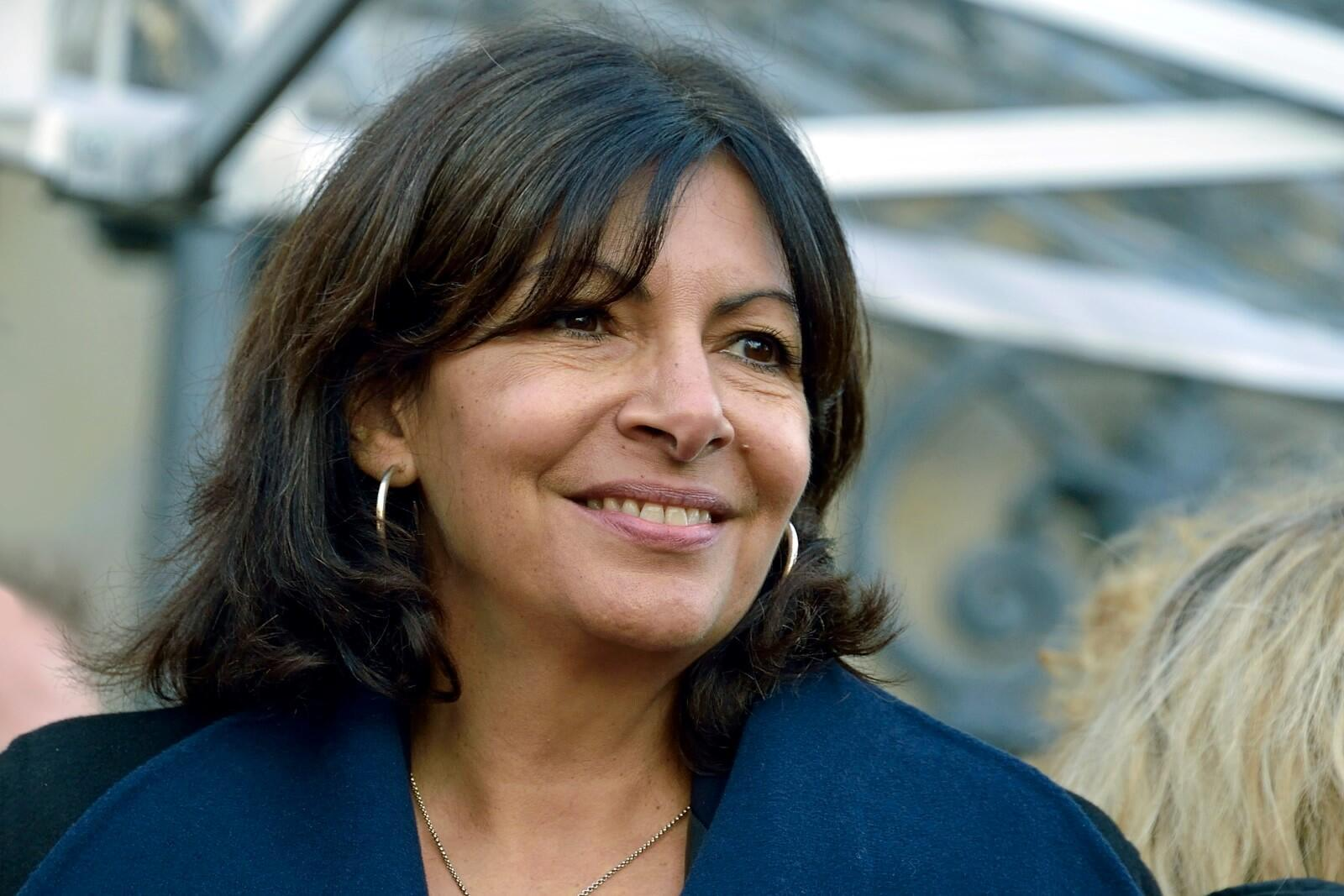 Anne Hidalgo won a second term as mayor of Paris following the second round of municipal elections.