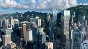 Plusieurs entreprises à Hong Kong appellent à la fin des violences.