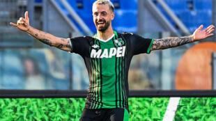 Francesco Caputo has four goals in four matches this season