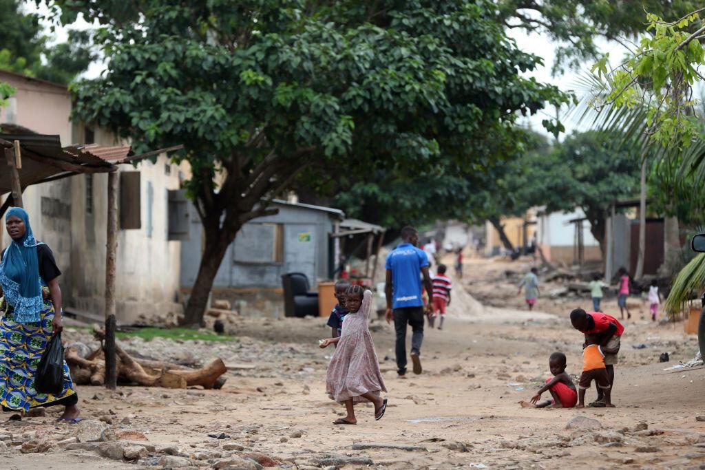 Dans une rue de Lomé (Image d'illustration).