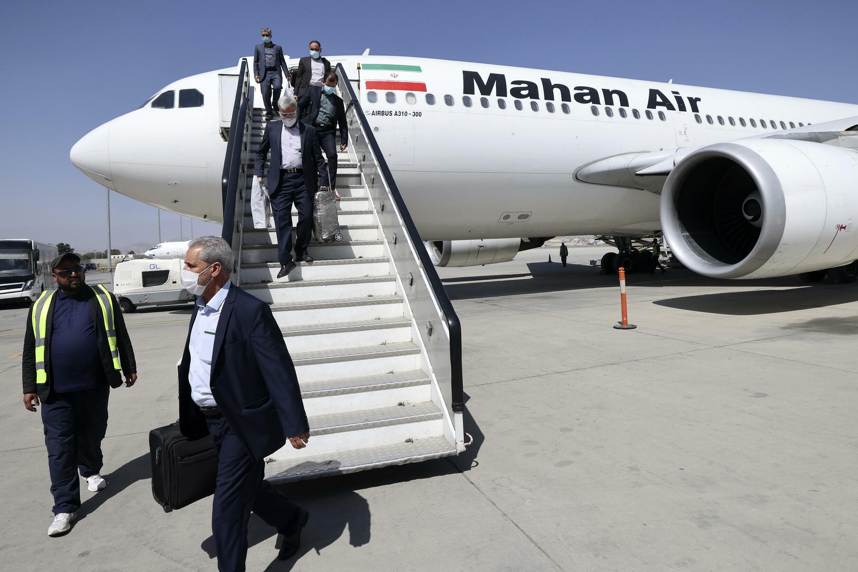 喀布爾機場
