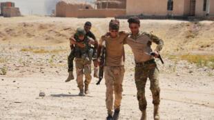 A ofensiva contra o Estado Islâmico em Mossul