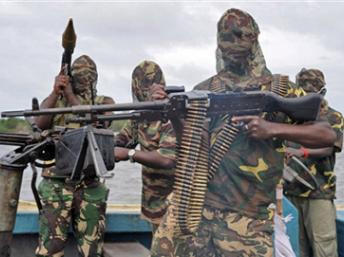 Movement for the Emancipation of the Niger Delta militants