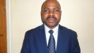 Freddy Kita, secrétaire général de Démocratie chrétienne en RDC.