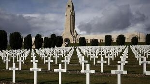 Военное кладюище в Вердене