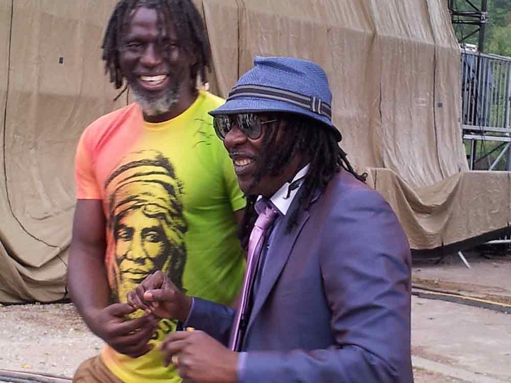 Tiken Jah Fakoly et Alpha Blondy