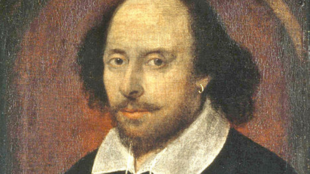 The English playwright William Shakespeare is thought to have died 400 years ago, on 23 April 1616.