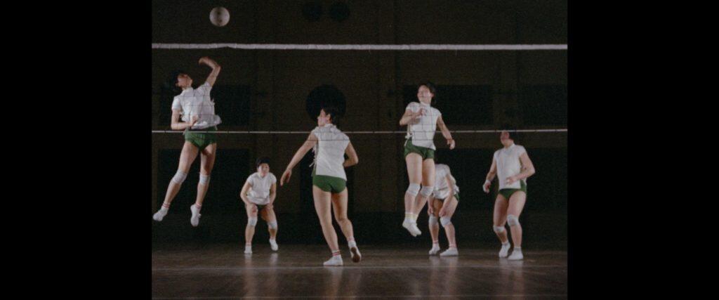 sorciere de l'orient volley documentaire