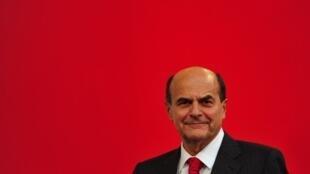 Le chef du Parti démocrate Pierluigi Bersani se prépare à un deuxième tour aux primaires de la gauche italienne.