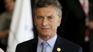 Le nouveau président argentin, Mauricio Macri, participait pour la première fois à un sommet du Mercosur, le 21 décembre.