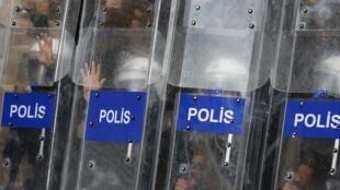 Intervention de la police le 8 juillet près du parc Gezi : la répression avait fait 6 morts et des milliers de blessés