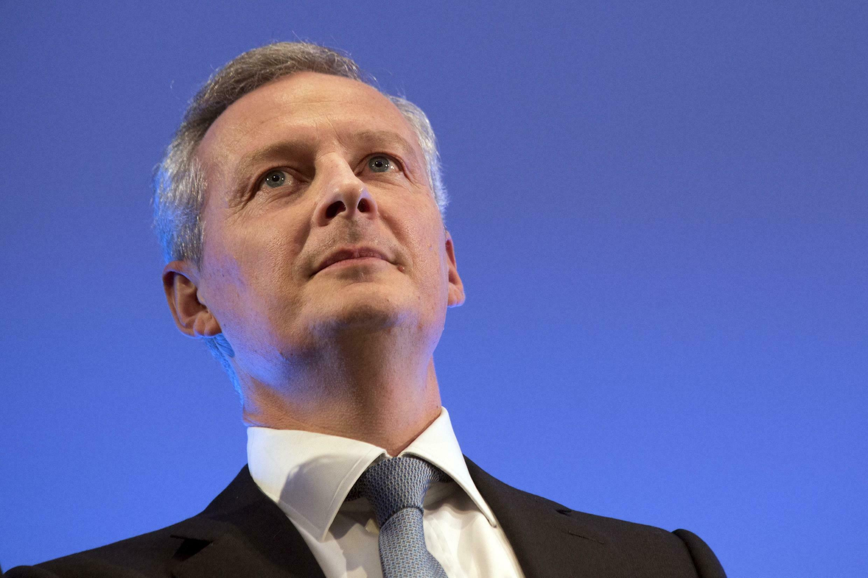 Министр экономики Франции Брюно Ле Мэр