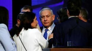 Ingawa  hakupata wingi wa viti bungeni, Benjamin Netanyahu ana imani ya kuunda serikali mpya.