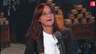 Luisa Elena Molina es experta en seguridad alimenticia. En Escala en París describe la grabe cisis de desnutrición que vive Venezuela.