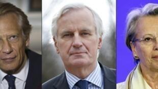 Dominique de Villepin, Michèle Alliot-Marie et Michel Barnier étaient tous trois ministres au moment du bombardement meurtrier de Bouaké, en 2004.