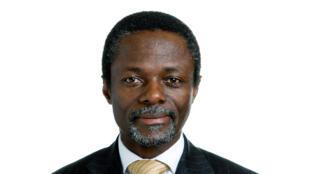 Parfait Onanga-Anyanga, patron de la Minusca en République Centrafricaine.