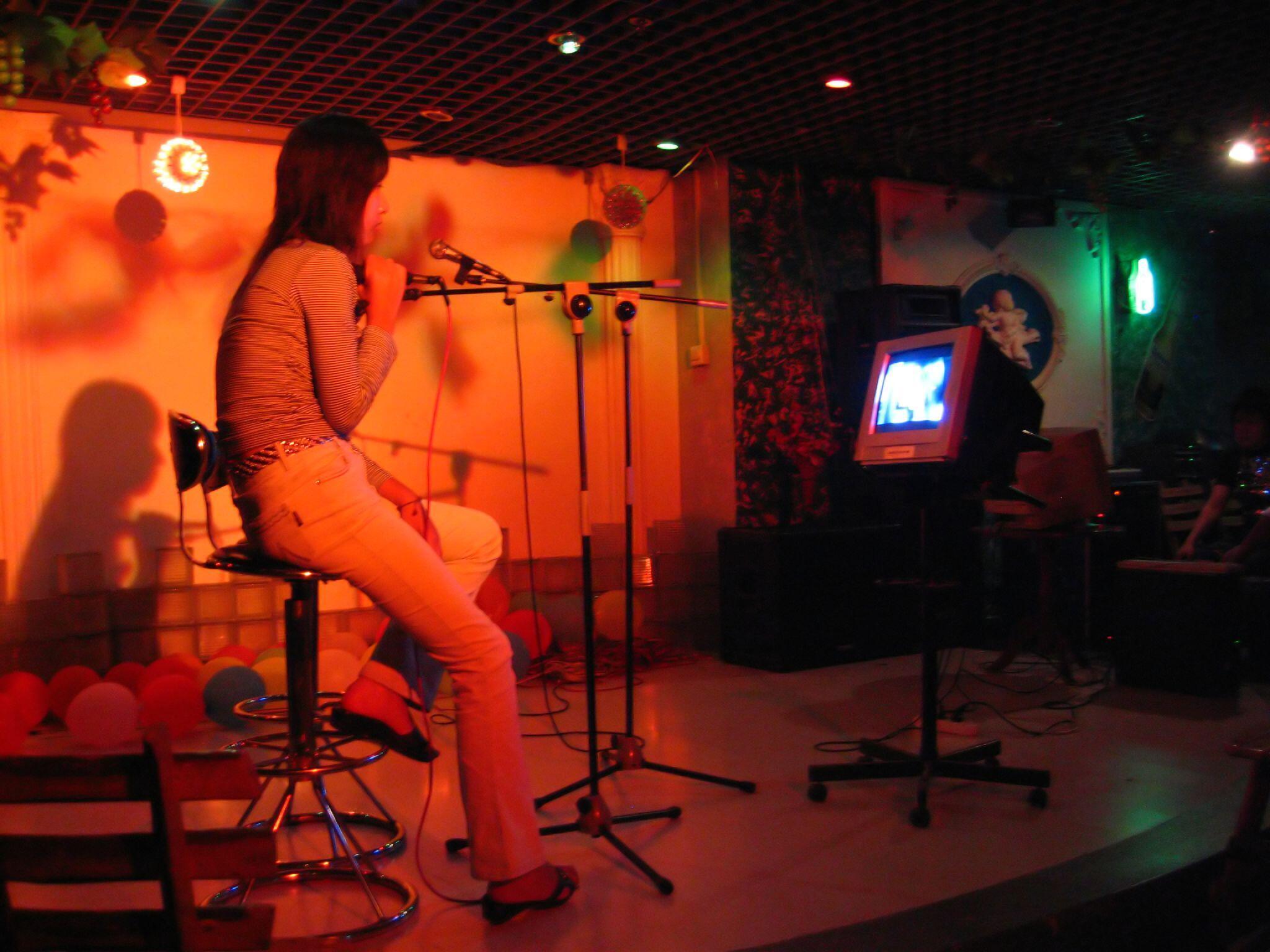 Karaoke china Flickr