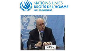 Scott Campbell, représentant du Haut commissaire des Nations unies aux droits de l'homme en RDC.