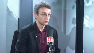 Manuel Domergue, directeur des études de la fondation Abbé-Pierre au micro de RFI.