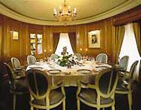 Le Salon Goncourt chez Drouant.