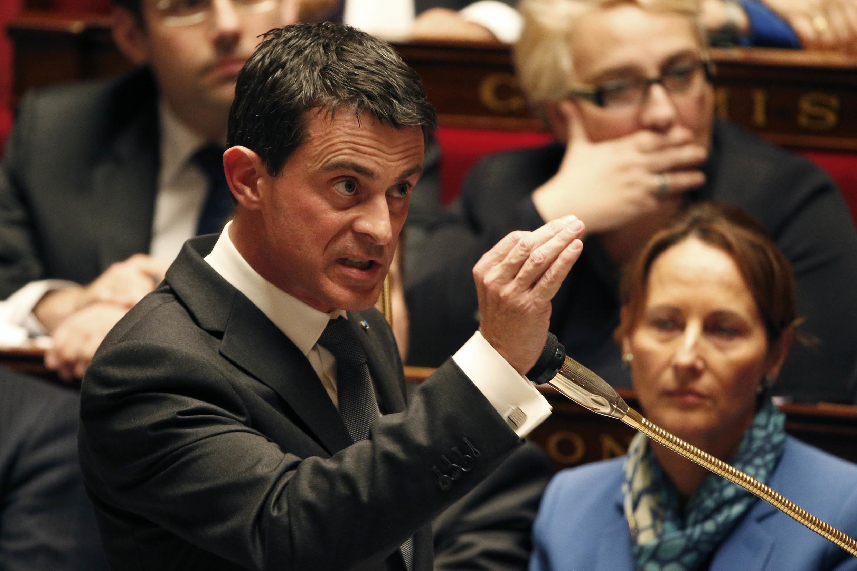 Firaministan Faransa  Manuel Valls