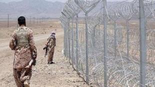 مرز ایران و پاکستان