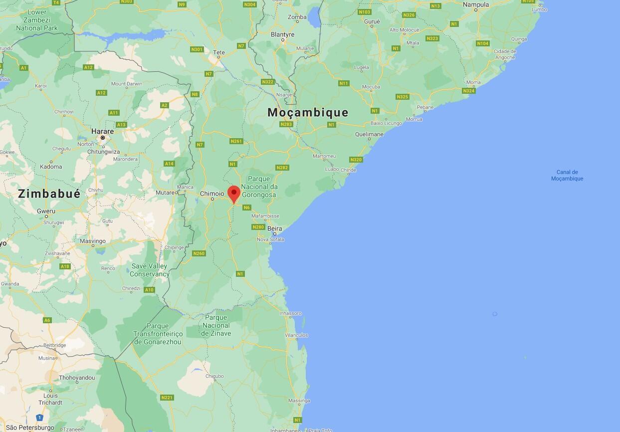 Centro de Moçambique