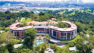 2018年6月12日將舉行特金會的新加坡Sentosa島豪華酒店Capella