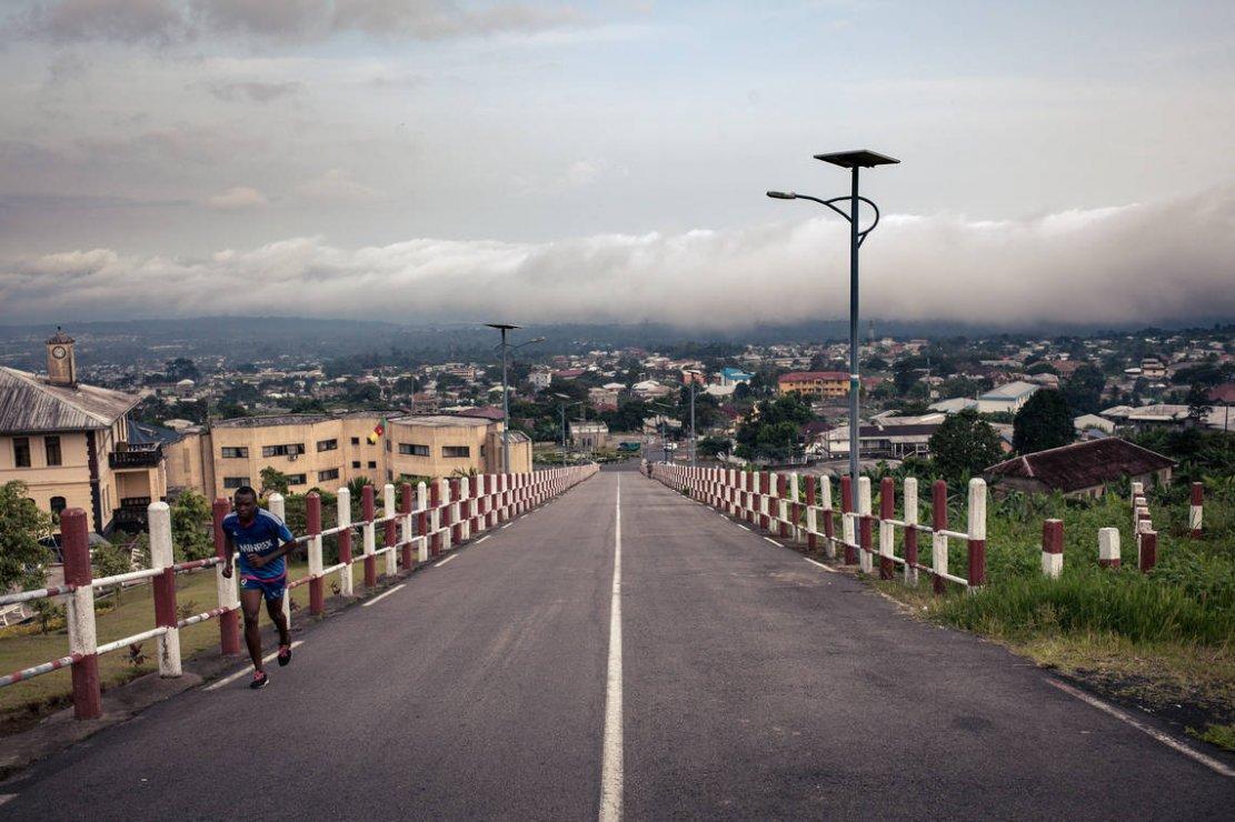 Buea, au Cameroun anglophone, le 27 avril 2018 (image d'illustration).