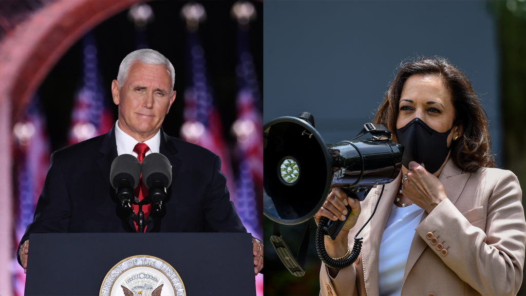 [Podcast original] Le match des colistiers: Kamala Harris-Mike Pence
