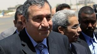 Le Premier ministre égyptien Essam Charaf, le 27 mars 2011.