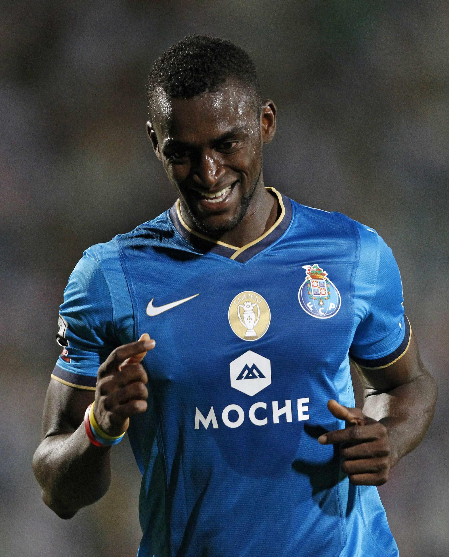O golo de Jackson Martínez não bastou para alcançar a vitória europeia