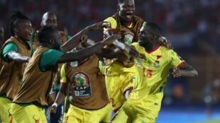 Benin watinga robo fainali, AFCON 2019.
