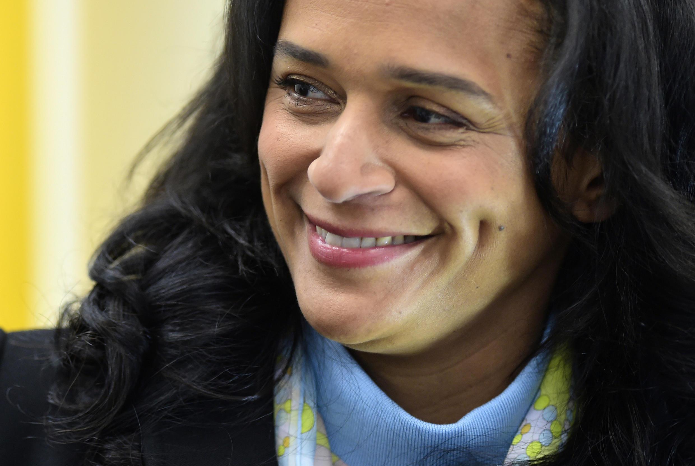 Angolan businesswoman Isabel dos Santos has had her assets frozen as part of vast corruption investigation