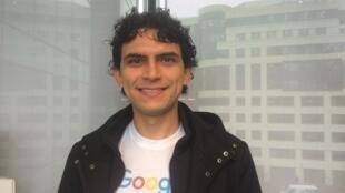 Rafael Figueroa: cofundador da start-up brasileira Portal Telemedicina.