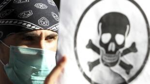 Desde el inicio del conflicto en Siria se ha acusado varias veces a los implicados de usar armas químicas.
