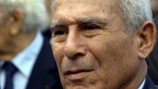 Ali Tounsi, le 8 novembre 2009.