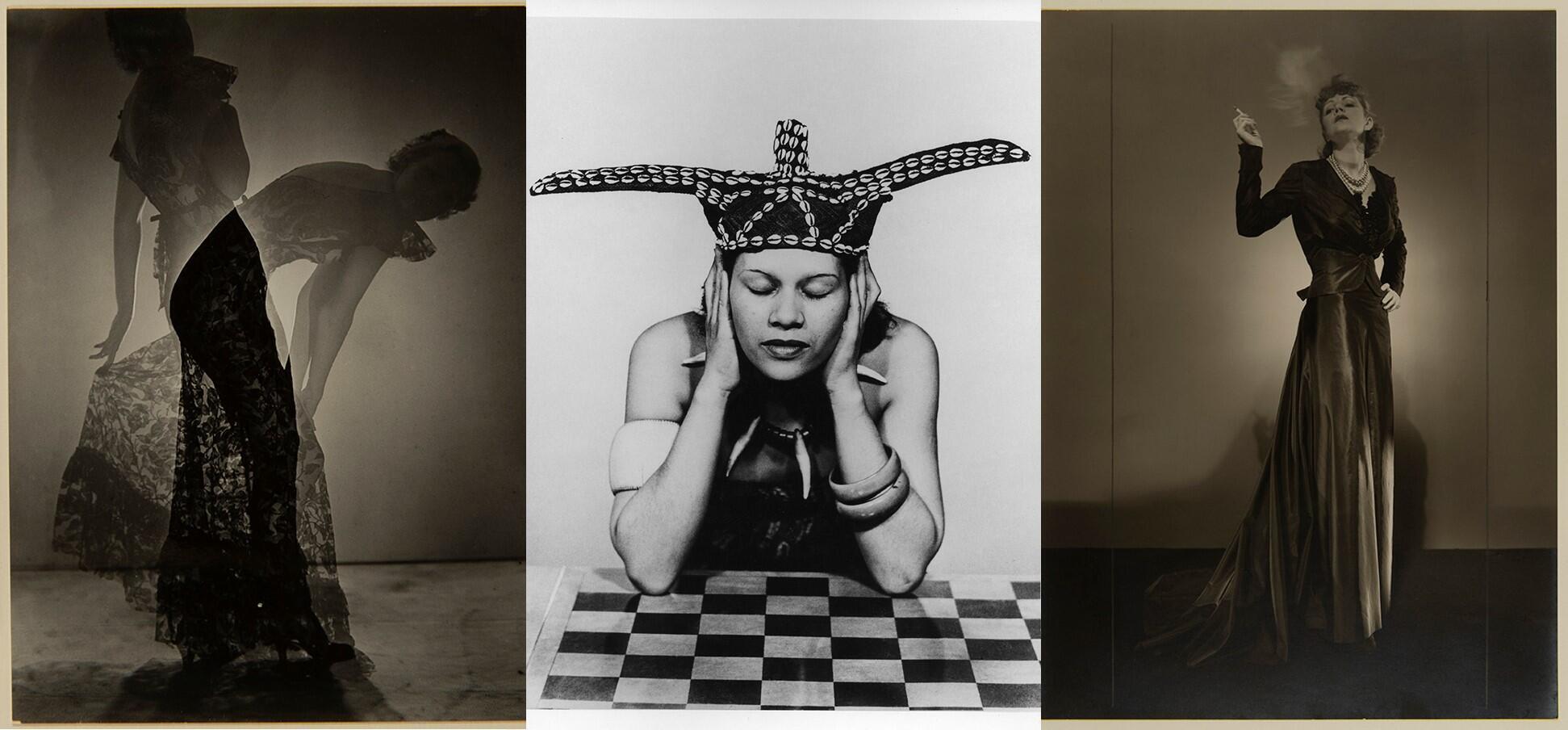 Com fotomontagens, poses inovantes e situações oníricas Man Ray transformou a fotografia de moda