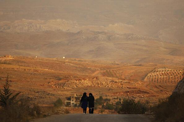 Roketi zilianguka katika mji wa Lebanon wa Al-Qaa,katika milima ya Bekaa kwenye mpaka na Syria.