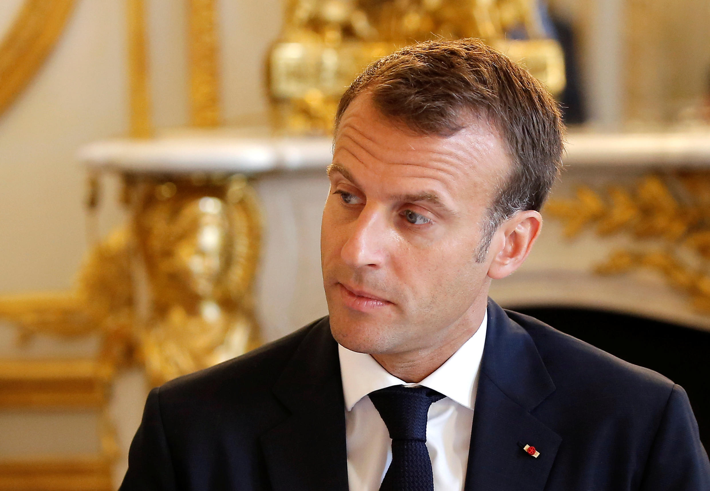 """O Presidente Emmanuel Macron reuniu-se ,ontem, em Conselho de ministros para preapara a """"rentrée política""""."""