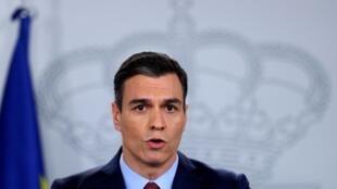 Le gouvernement de Pedro Sanchez va consacrer 3 milliards d'euros à la mise en place du revenu minimum vital.
