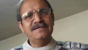 قسیم اخگر- پژوهشگر و فعال مدنی افغان