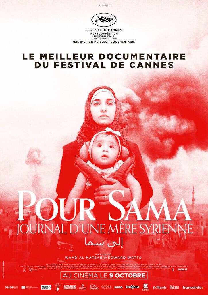 Affiche du film «Pour Sama»