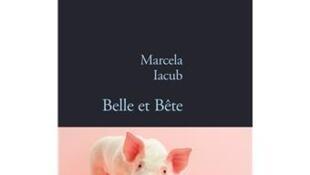 Capa do livro Marcela Iacub sobre sua relação com o ex-diretor do FMI, Dominique Strauss-Kahn.