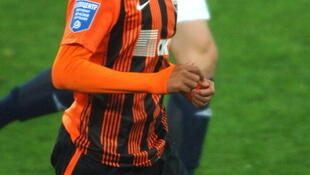 O atacante, Luiz Adriana, que  joga atualmente pelo Shakhtar Donetsk, da Ucrânia.