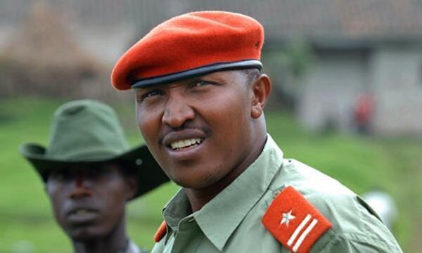 Le général Bosco Ntaganda.