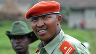 Bosco Ntaganda en 2009.