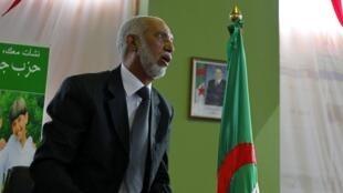 Abdelaziz Belkhadem avait été démis de son poste de secrétaire général du FLN le 31 janvier 2013.