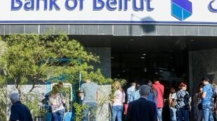Les banques au Liban ont rouvert leurs portes vendredi 1er novembre pour la première fois en deux semaines.